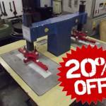Sale On 3 kW Refurbished Plastic Welding Machine