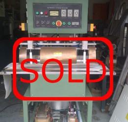 10kW Refurbished Deep Throat Plastic Welding Machine